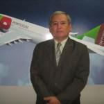 Gilberto Sabino, gerente regional da TAP para o Nordeste