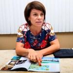 Jeanine Pires- presidente da CTI-NE