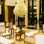 Lobby do BEST WESTERN PREMIER Majestic Natal