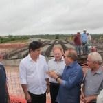 01.07 Governador visita obra do acesso ao aeroporto de São Gonçalo - Foto Rayane Mainara (9)