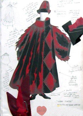 "G. Puccini, ""Gianni Schicchi"": Gianni Schicchi"