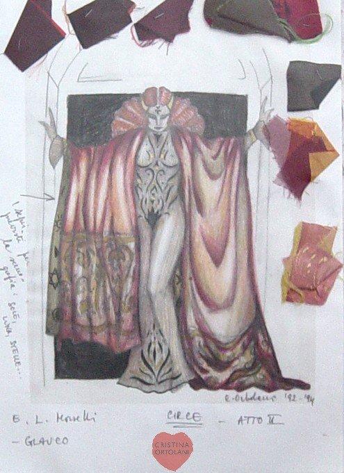 """E. L. Morselli, """"Glauco"""": Circe"""