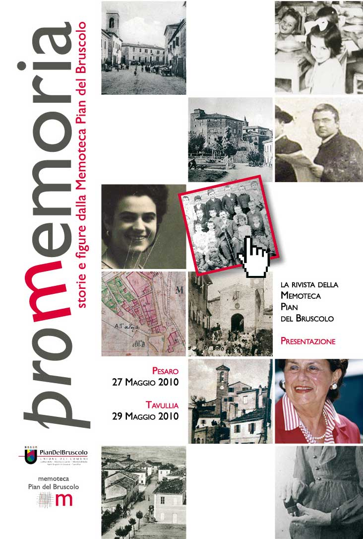 Memoteca Pian del Bruscolo - 2010