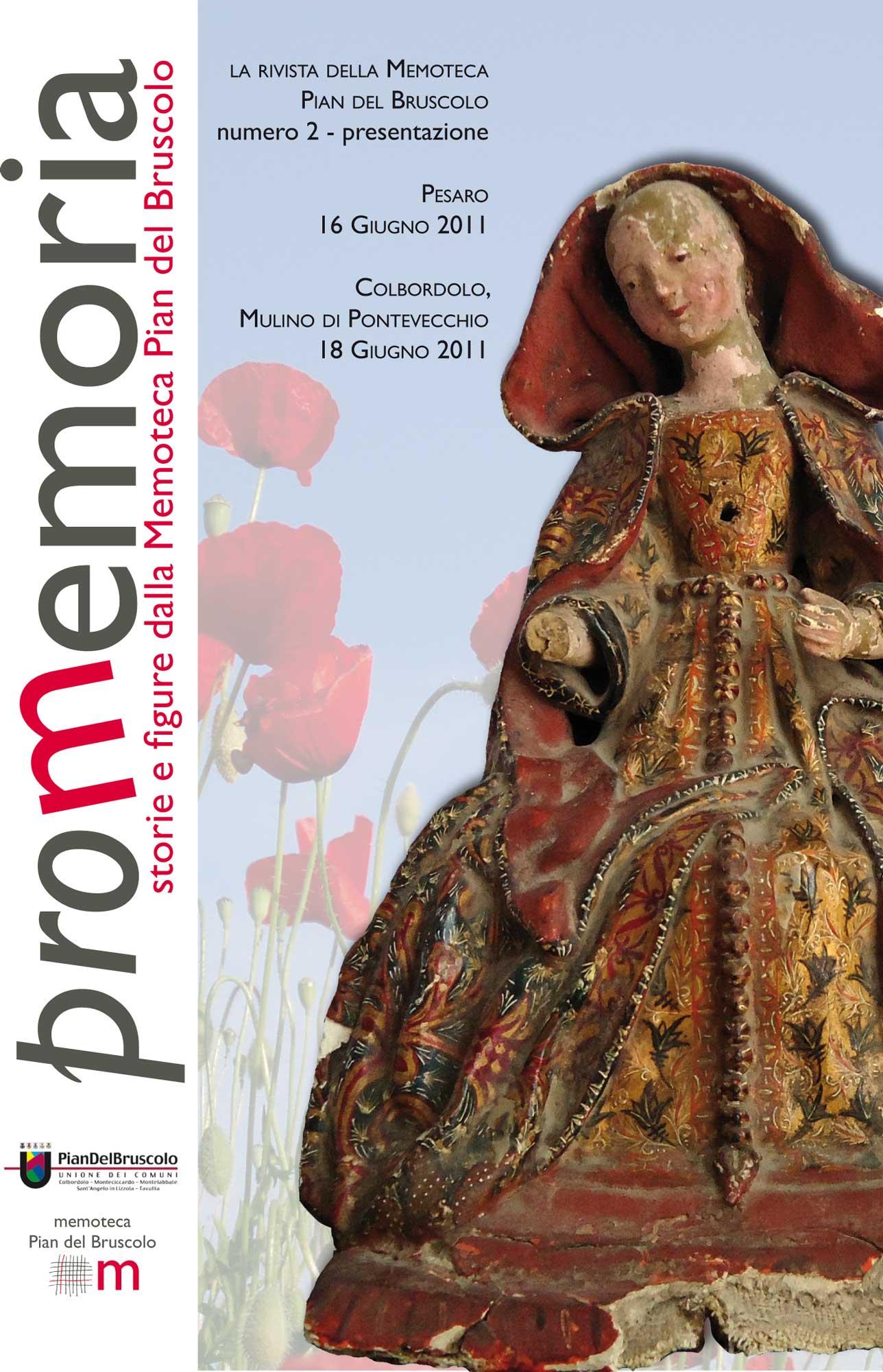 Memoteca Pian del Bruscolo - 2011