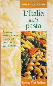 """Cristina Ortolani - """"L'Italia della pasta"""" - copertina"""