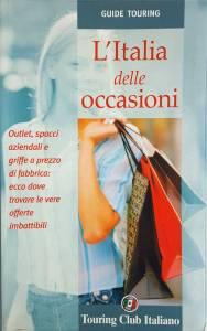 """Cristina Ortolani - """"L'Italia delle occasioni"""" - copertina"""