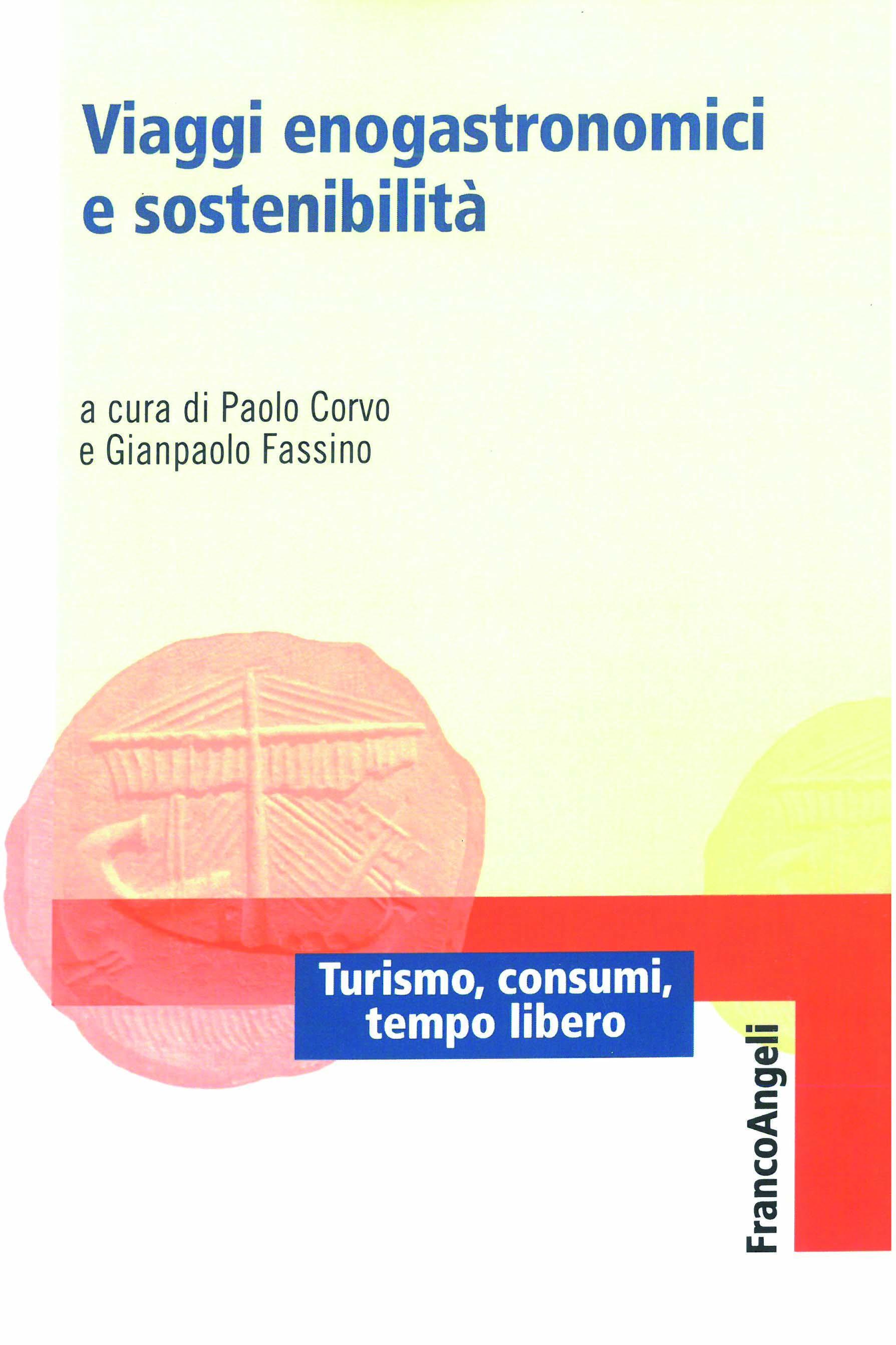 Viaggi enpgastronomici e sostenibilità - copertina