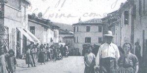 Montecchio - Un paese lungo la strada - copertina