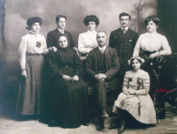 Famiglia Adolfo Barbanti, 1912