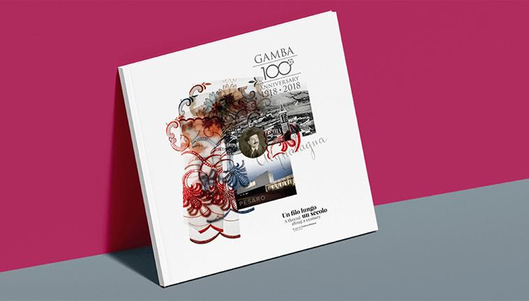 Cristina Ortolani monografia Gamba - copertina