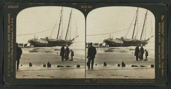 cristinaarce_cristinaphotography_wreck_of_a_lumber_schooner_san_francisco_from_robert_dennis_collection_of_stereoscopic_views
