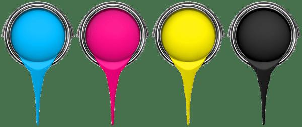 cristinaarce_cristinaphotography_cmyk_buckets_pouring_paint