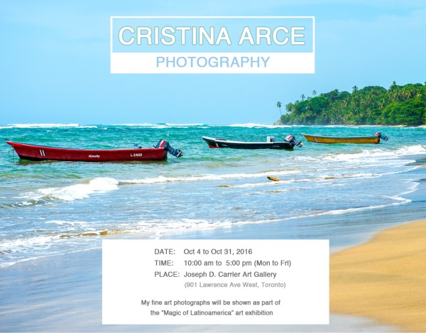 cristinaarce_photography_exhibition_invitation_joseph_carrier_art_gallery_2016