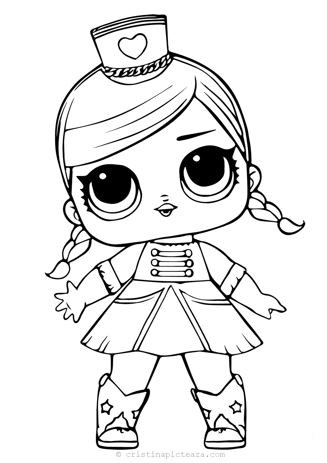 Lol Coloring Pages
