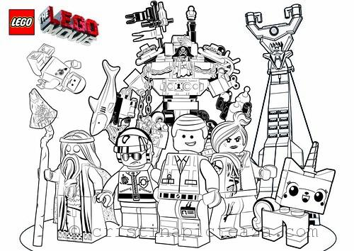 coloring pages lego # 25