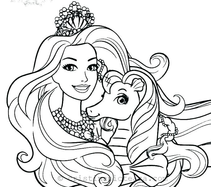 Barbie Coloring Pages Drawing Sheets With Barbie And Her Friends