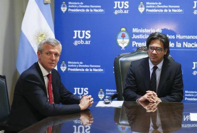 12259871w - Argentina contará con expertos españoles para reformar su sistema judicial