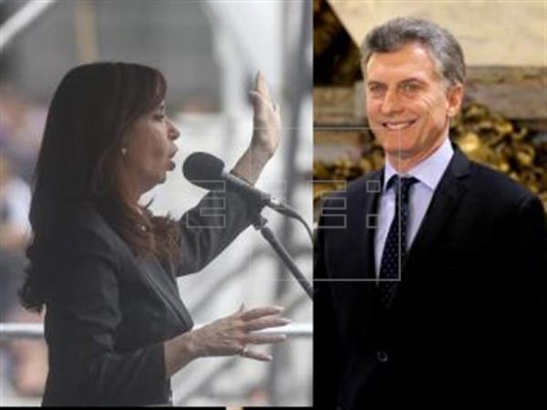 imagen12 - El peso del poder y la justicia afectan a Macri y a Cristina Fernández