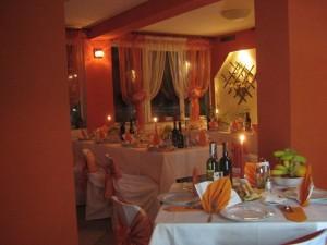 restaurant vila alpin straja