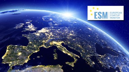 European Startup Monitor