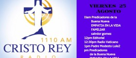 En Vivo CRR Lun 28 Agosto  11am a 3pm