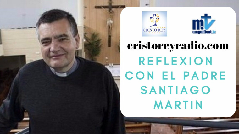 Padre Santiago Martín. - UN SOLO MANDAMIENTO