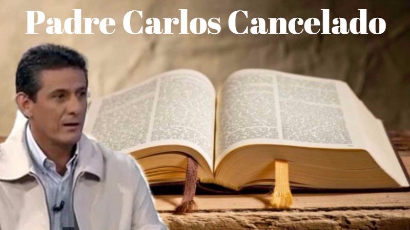 """Padre Carlos Cancelado - Sin DISCIPLINA ESPIRITUAL no hay COMUNICACIÃ""""N con DIOS"""