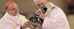 En Aparecida se toca la esperanza: Vídeo mensaje del Papa a los brasileños