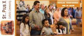 FAMILIAS TRIUNFADORAS POR SU SALUD  Martes 24 Abril 2018