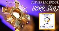 HORA SANTA    –    CON EL PADRE SAM
