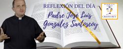 Padre José Luis González Santoscoy –  Jesús le destroza la vida a esta persona, mira porqué…