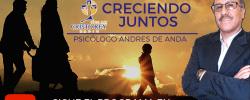 PROGRAMA CRECIENDO JUNTOS LIC ANDRES DE ANDA   – 02 Enero 2020