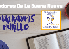 PADRE RADAMES MURILLO    –  La Unción del Espíritu Santo