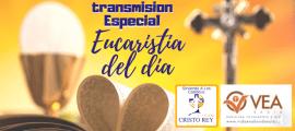 Santa Misa –  Vea Radio –   29/05/2020