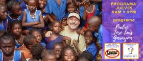 Programación Especial por contingencia Padre Jose Luis Garayoa Jueves 26 Marzo 2020 -Tema Vivir con esperanza