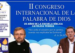 P Jan Stefanow FEBIC y Oscar Henao  – II Congreso Internacional de la Palabra de Dios