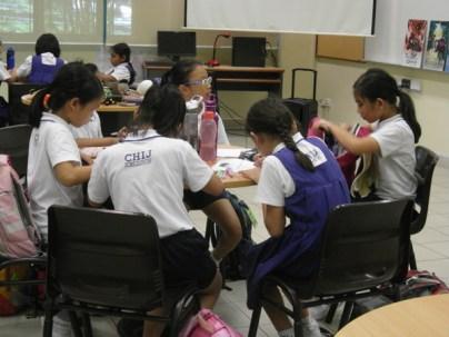 writing workshop at CHIJ Kellock4
