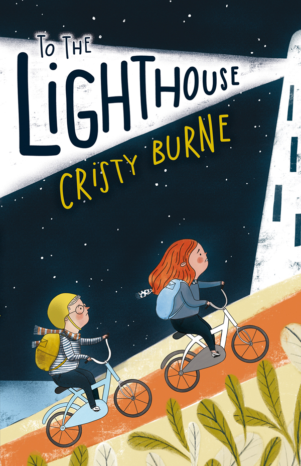 To The Lighthouse by Cristy Burne