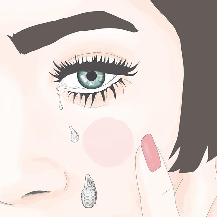 Cried bombs