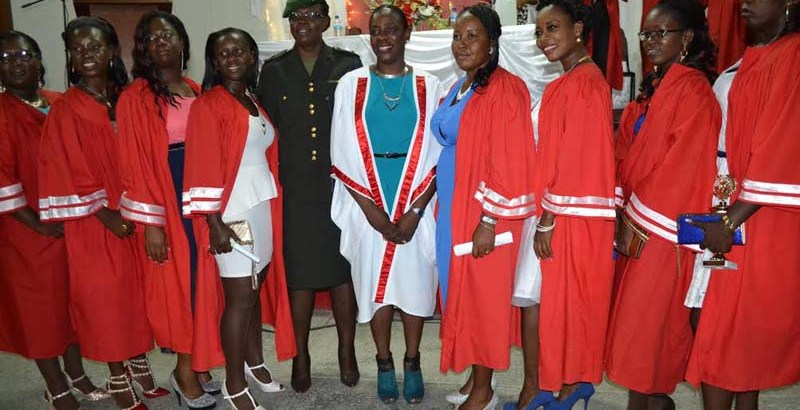 174 graduate from Critchlow Labour College