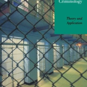 Advancing Critical Criminology: Theory and Application (Critical Perspectives on Crime and Inequality)