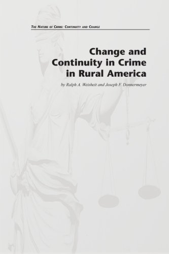 Change and Continuity in Crime in Rural America