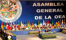 La OEA se comprometió a brindar la asistencia técnica solicitada por el gobierno de Honduras.