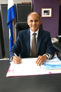 Enrique López, Gerente del RAP.