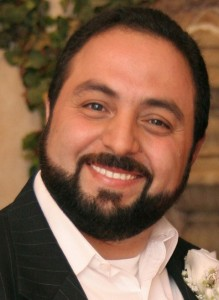 Luis Redondo diputado del PAC por el departamento de Cortés.