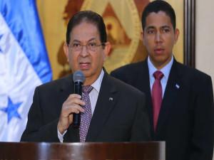 Jorge Ramón Hernández je del gabinete de gobierno