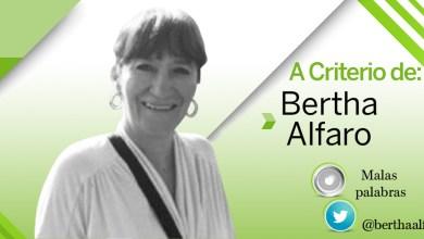 Todos somos nenis La columna de Bertha Alfaro en Criterio