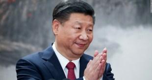 Presidente chino promete compartir vacuna contra coronavirus