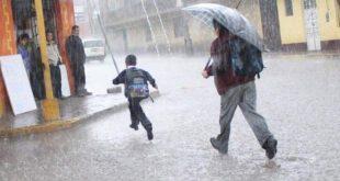 Disminuye la intensidad de las lluvias en Hidalgo este viernes