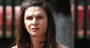 Ana Guevara, peleada con el deporte